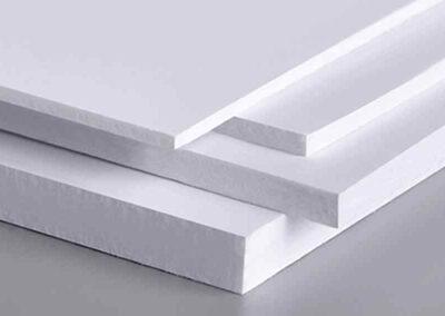 Kunststof – PVC Schuimplaten